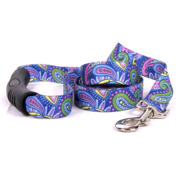 Paisley Power EZ-Grip Dog Leash