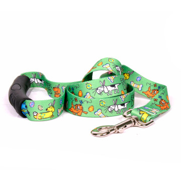 Easter Dogs EZ-Grip Dog Leash