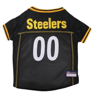 Pittsburgh Steelers PREMIUM NFL Football Pet Jersey