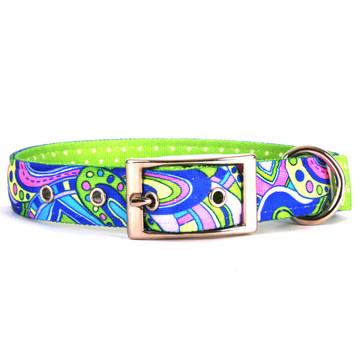Mod Uptown Dog Collar