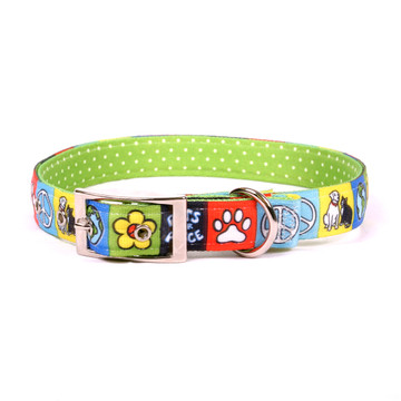 Pets for Peace Uptown Dog Collar