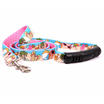Beach Party Uptown Dog Leash