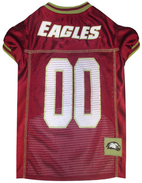 Boston College Football Dog Jersey