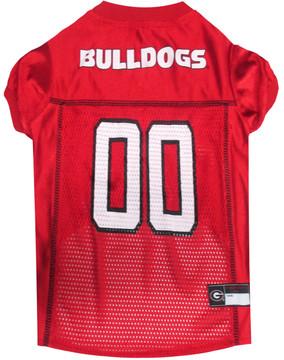 Georgia Football Dog Jersey