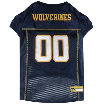 Michigan  Football Dog Jersey