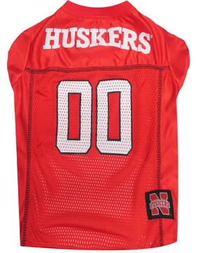 Nebraska Football Dog Jersey