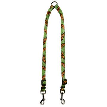 Monarch Swirl Coupler Dog Leash