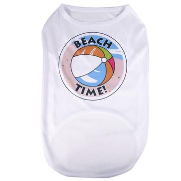 Beach Time Pet T-Shirt