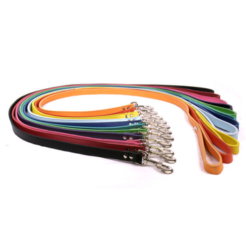 Colored Leather LEASH