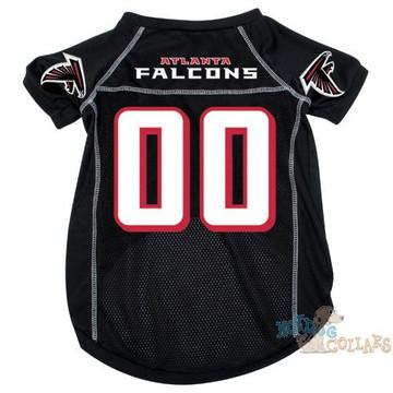 Atlanta Falcons NFL Football Dog Jersey - CLEARANCE