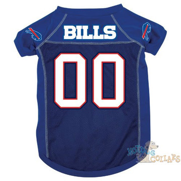 Buffalo Bills NFL Football Dog Jersey - CLEARANCE