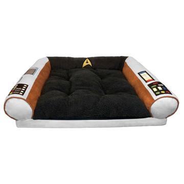 Star Trek Dog Bed - Captain's Chair