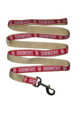 Oklahoma Sooners Dog Leash