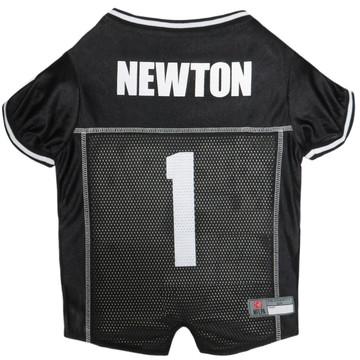 Cam Newton Carolina Panthers NFL Football Pet Jersey