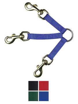 3-Way Double Dog Coupler/Leash