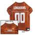 Texas Longhorns Football Pet Jersey