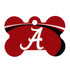 Alabama Crimson Tide Engraved Pet ID Tag