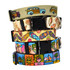 Beach Vacation - Personalized Martingale Pet Collar
