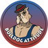 Bulldog Attitude Magnet