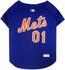 New York Mets MLB Pet JERSEY