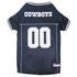 Dallas Cowboys PREMIUM NFL Football Pet Jersey