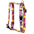 Palm Tree Island Roman Style Dog Harness