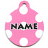 Watermelon Polka Dots HD Pet ID Tag