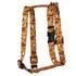 Chipmunks Roman Style H Dog Harness