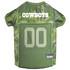 Dallas Cowboys NFL Football Camo Pet Jersey