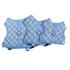 London Plaid Blue Soft Dog Harness