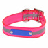 Reflective Waterproof Nameplate Dog Collar For BIG Dogs