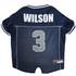 Russell Wilson Seattle Seahawks NFL Football Pet Jersey