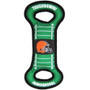 Cleveland Browns NFL Field Tug Toy