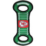 Kansas City Chiefs NFL Field Tug Toy