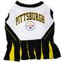 Pittsburgh Steelers NFL Football Pet Cheerleader Outfit
