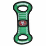 San Francisco 49ers NFL Field Tug Toy