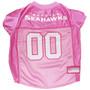 Seattle Seahawks PINK NFL Football Pet Jersey