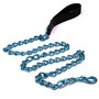 Chrome Plated Chain Dog Leash