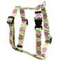 "Jungle Paws Roman Style ""H"" Dog Harness"
