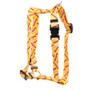 """Hot Dogs Roman Style """"H"""" Dog Harness"""