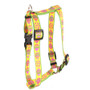 "Easter Eggs Roman Style ""H"" Dog Harness"