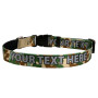 Camo Personalized Dog Collar