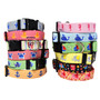 Chevron Collection by Ellen Crimi Trent - Personalized Dog Collar
