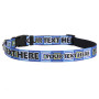 Geometric Collection by Ellen Crimi Trent - Personalized Dog Collar