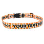 Pretty Pineapples - Personalized Dog Collar