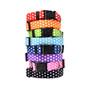 Small Polka Dots - Personalized Dog Collar