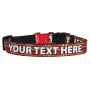 Tartan - Personalized Dog Collar