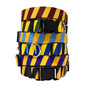 Team Spirit-Yellow Stripe - Dog Collar