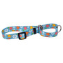At The Beach - Personalized Martingale Pet Collar