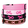 Breast Cancer Awareness - Personalized Martingale Pet Collar